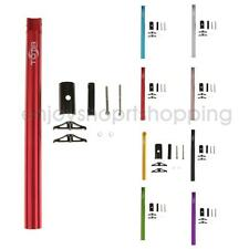 Mountain Bike Bicycle Suspension/Shock Sadle/Seat Post 33.9 x 600mm - 8 Colors