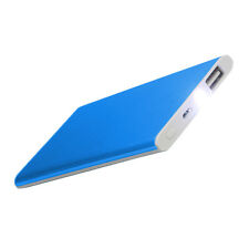 5000 mAh Power Bank External LED Light Portable Phone Charger Ultra Silm Battery