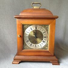HAMILTON Westminster Chime Mantle German Clock Wind-Up Key Marshall Fields Works