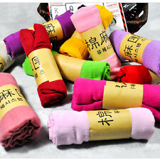 New Fashion Women's Long Candy Colors Soft Cotton Scarf Wrap Shawl Scarves Stole
