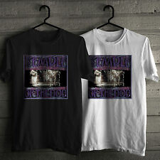 Temple of the Dog T-shirt, American rock band Soundgarden Black Or White Tee