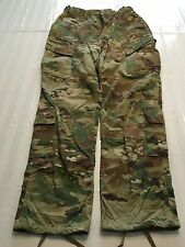 GENUINE Issue Scorpion W-2 Multicam OCP ARMY Combat Trousers Sz 31-Long Female