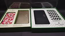 OEM Kate Spade NY iPhone 6 Plus & 6S Plus Gold Wristlet & Hearts Case Gift Set