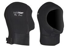SEASOFT Ti PRO 6 mm Drysuit Hood with Zipper. SCUBA or Snorkeling Cold Water