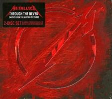 Metallica Through the Never: Deluxe Digipak - Metallica CD-JEWEL CASE