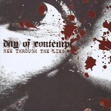See Through the Lies - Of Contempt Day Compact Disc