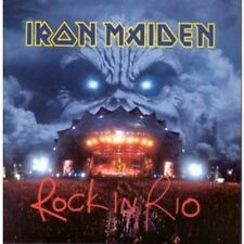 Rock in Rio (live) - Iron Maiden CD-JEWEL CASE