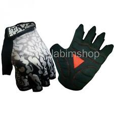 Sports Racing Cycling MTB Bike Mens Ladies Half Finger Gloves M/L/XL/XXL