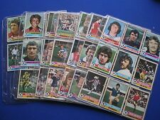 Topps - Footballers 1977 - Bubblegum Cards * Choose The One's You Need * 1 -200