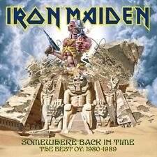 Somewhere Back in Time - Iron Maiden LP