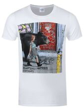 Red Hot Chili Peppers The Getaway Men's White RHCP T-shirt