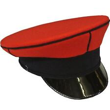 QRL Queens Royal Lancers Male Dress Hat Peaked Cap Visor ~ New Genuine Issue