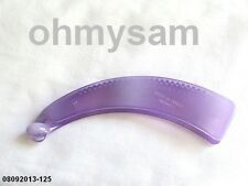 NEW MULTICOLOR PLASTIC BANANA HAIR CLIP/COMB / CLAW  KOREAN  NICKEL / LEAD FREE