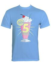 New 5 Dollar Shake Men's Sky Blue T-Shirt