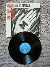 "Propaganda Dr. Mabuse Portugues 1984 ZTT 12"" Vinyl Record Single Claudia Brucken"