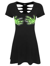 Iron Fist Second Base Women's Black Dress