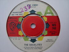 THE SOCIALITES ~ YOU'RE LOSING YOUR TOUCH - RARE UK DEMO 1964 - NORTHERN SOUL