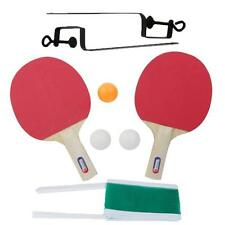 3 Table Tennis and Grid Ping Pong Racket Two Sides Sponge Long Handle for Child