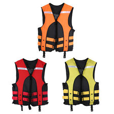 Adult Water Sports Swim Boating Drifting Gilet Swimmer Jackets Life Saving Vest