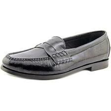 Cole Haan Pinch Grand Penny Men  Round Toe Patent Leather Black Loafer