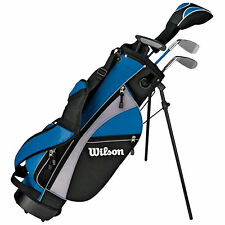 WILSON JUNIOR PRO STAFF PACKAGE SET AGE 5-8 - NEW GOLF BAG KIDS CLUBS RIGHT HAND