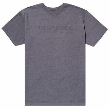 "The Hundreds ""Avante"" Short Sleeve Tee (Charcoal Heather) Men's Graphic T-Shirt"