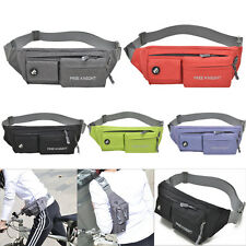 Outdoor Running Travelling Fanny Pack Bum Bag Waist Bag Hip Purse Wallet Pouch