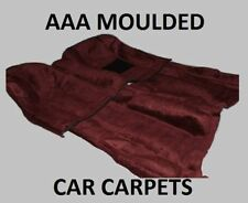 MOULDED CAR CARPET - FRONT & REAR - FORD FALCON XR & XT UTE & PVAN 1966-1968