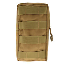 Tactical MOLLE Modular Utility Tools Pouch Outdoor Hiking Camping Accessory Bag