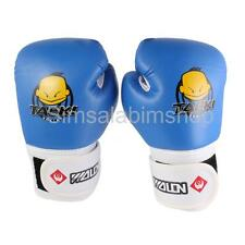 1Pair of Kids Kickboxing MMA Muay Thai Training Punch Bag Mitts Boxing Gloves