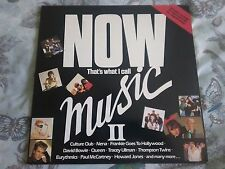 now thats what i call music 2 II vinyl double lp bowie queen many more