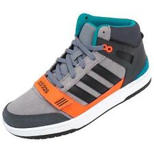 Chaussures mid mi montantes Adidas neo Curb st mid k Gris 77001 - Neuf