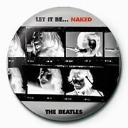 The Beatles Let It Be Naked Badge