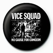 Vice Squad No Cause Badge