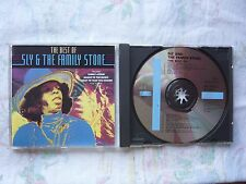 Sly And The Family Stone The Best Of cd Family Affair Dance To The Music etc