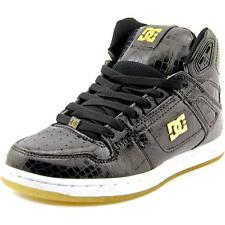 DC Shoes Rebound High   Round Toe Leather  Skate Shoe