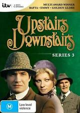Upstairs Downstairs : Series 3 - DVD Region 4 Brand New Free Shipping