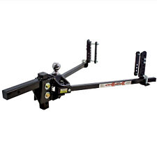 Equalizer 90-00-1400 1,400/14,000 lb Weight Distribution Hitch with Shank & Sway