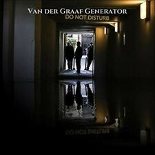 Do Not Disturb - Der Graaf Genera Van Compact Disc