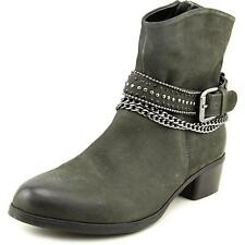 Gerry Weber susann 03 Women  Round Toe Synthetic Gray Ankle Boot