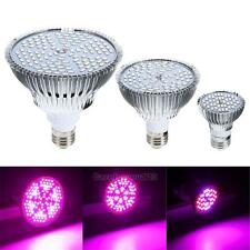 Full Spectrum Led Grow Light E27 Lamp Plants Vegetables Hydroponic System #Cu3