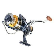 11BB Double Drag Front Rear Sea Spinning Fishing Reel 5.1:1 Gear High Speed