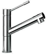 Jewel Faucets Modern Single Lever Handle One Hole Kitchen Faucet [ID 1112588]