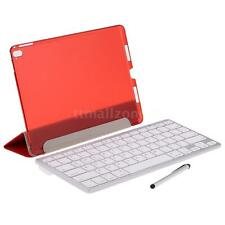"Bluetooth Keyboard Folio Stand Case Film Cover Stylus Pen For iPad Pro 9.7"" M3G5"