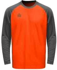 New Admiral Sentry Youth Padded Arm Soccer Goalie Goal Jersey XS-L Neon Orange