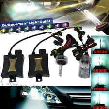 55W Headlight Bulbs HID Xenon Conversion KIT Car Auto 12V H1 H3 H4 H7 H8/H9/H11