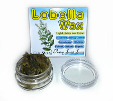 Lobelia Wax - 1 or 3.5g - Fullmelt Aromatherapy Dabs Vape CO2 Extract Oil Dabs
