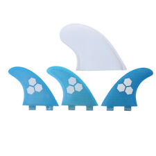 Carbon Fiberglas Thruster Surf 3 Fins Set (G5 Style) Surfboard Fin Surfing Board