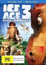 Ice Age 3 - Dawn Of The Dinosaurs - DVD Region 4 Brand New Free Shipping