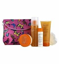 SANCTUARY SPA TIME TO ENJOY GIFT SET- BODY BUTTER, BODY SCRUB, BODY WASH, LOTION